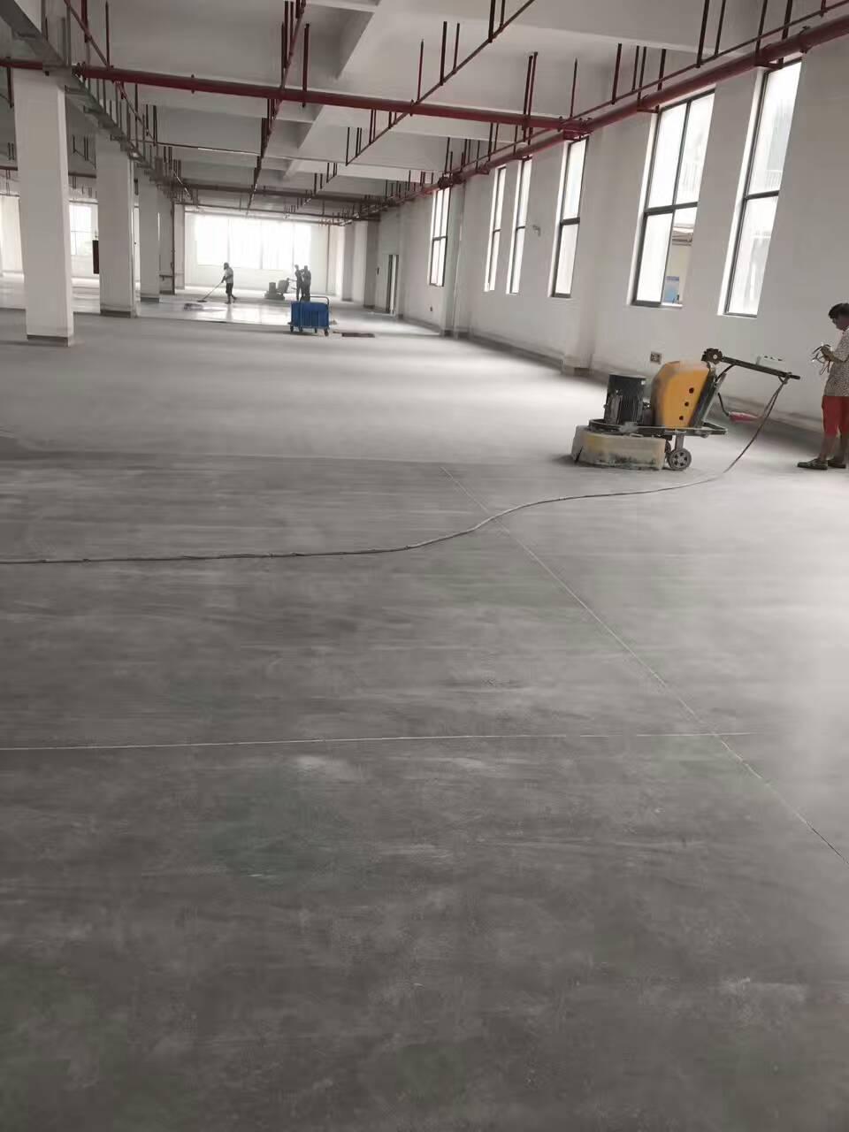 柳州基隆开发区水泥地渗透硬化