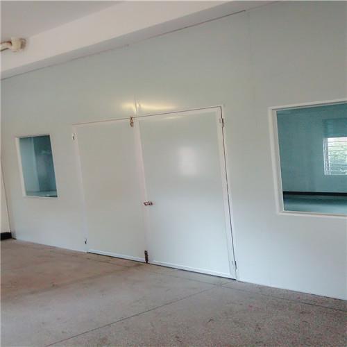 东莞优质岩棉防火彩钢板定制