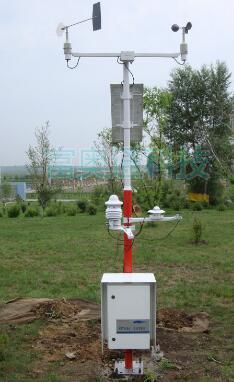 海口自动气象站厂家