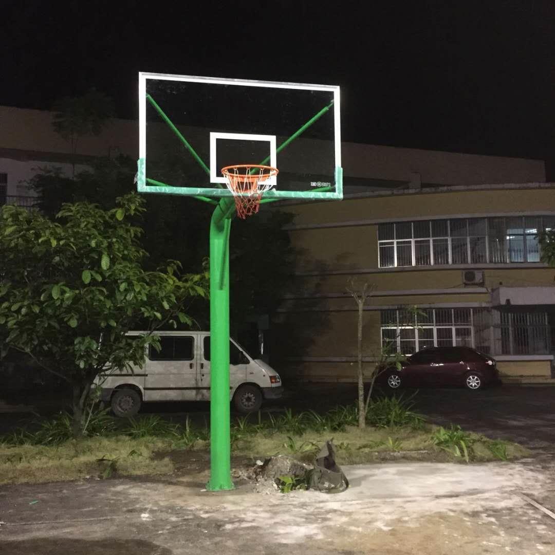 广西固定篮球架价格
