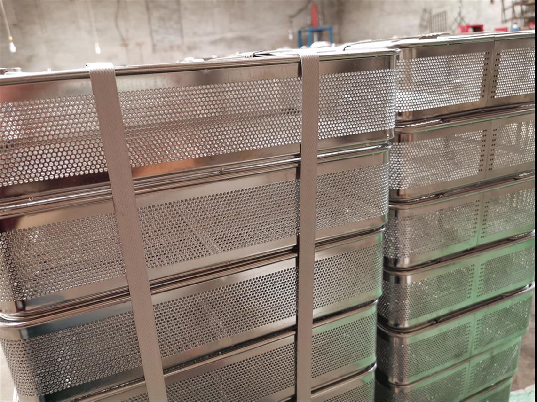 现货不锈钢网筐网篮厂