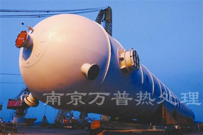 球形储罐局部热处理施工