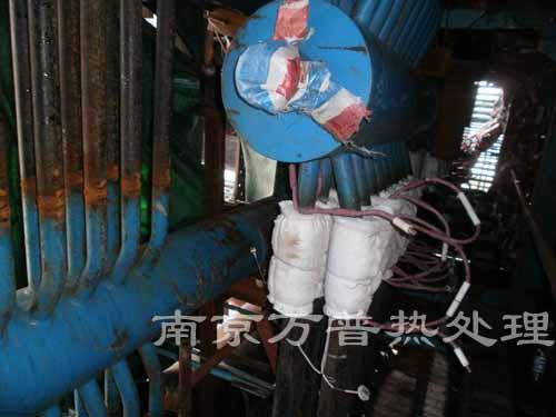 工艺管道整体热处理工程