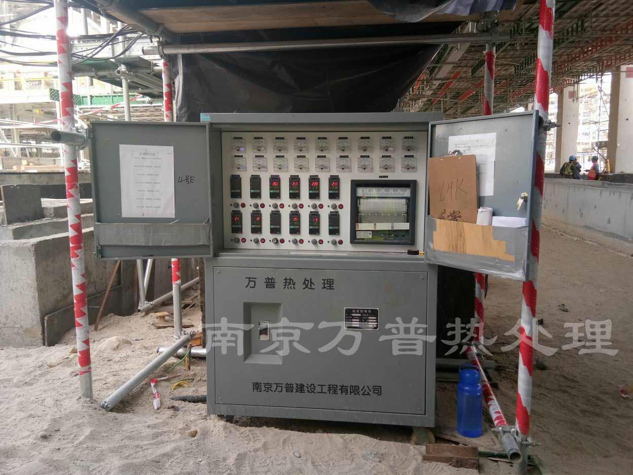 青海管道电加热热处理