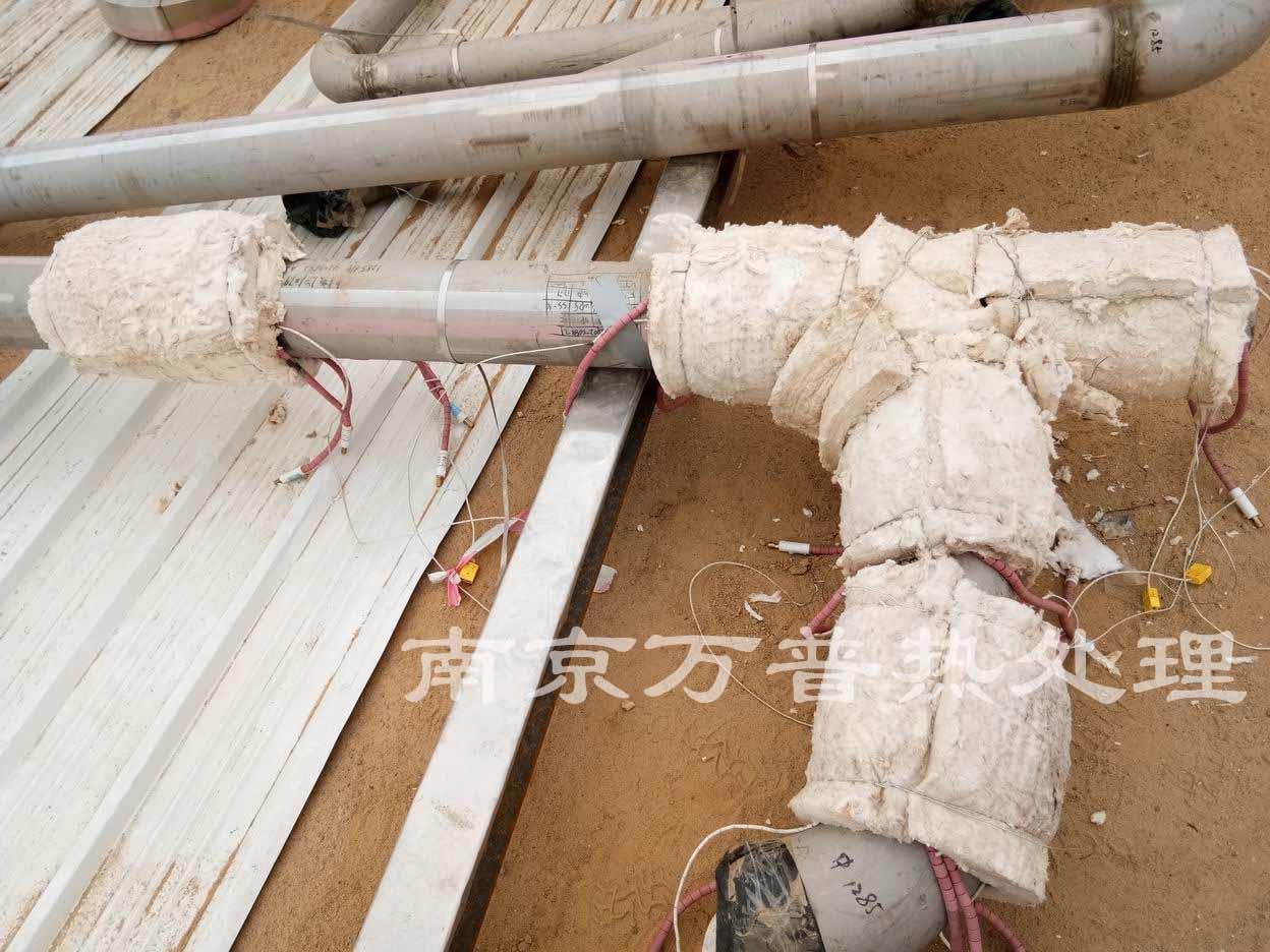 福建管道焊接热处理