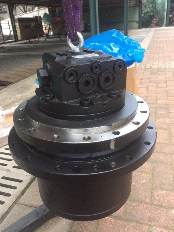 杭州工程机械液压传动装置MAG-85VP行走液压马达制造商