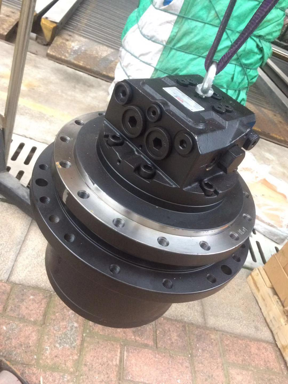 杭州路面机械液压传动装置MAG-85VP行走液压马达供应商
