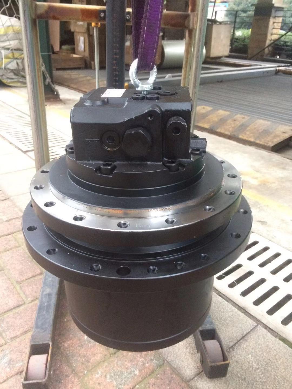 宁波原装进口液压传动装置MAG-85VP行走液压马达制造商