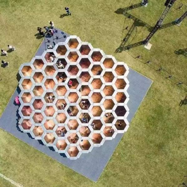 六盘水蜂巢迷宫定制
