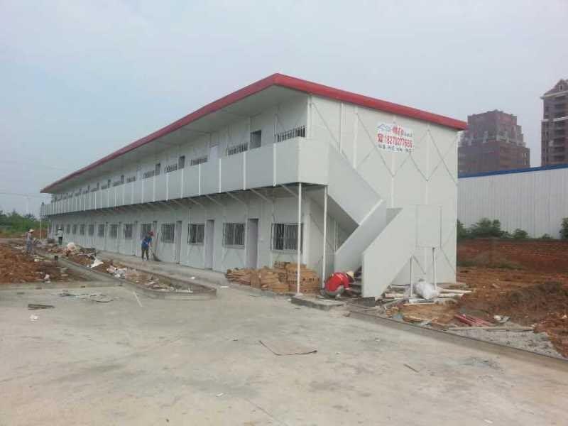 上饶县活动房安装厂家