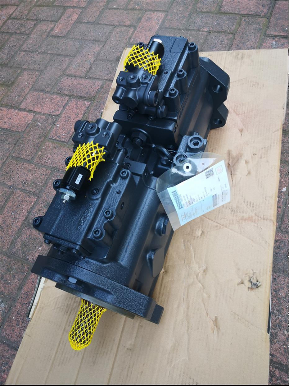原装进口日立EX200挖机K3V112DTP液压泵