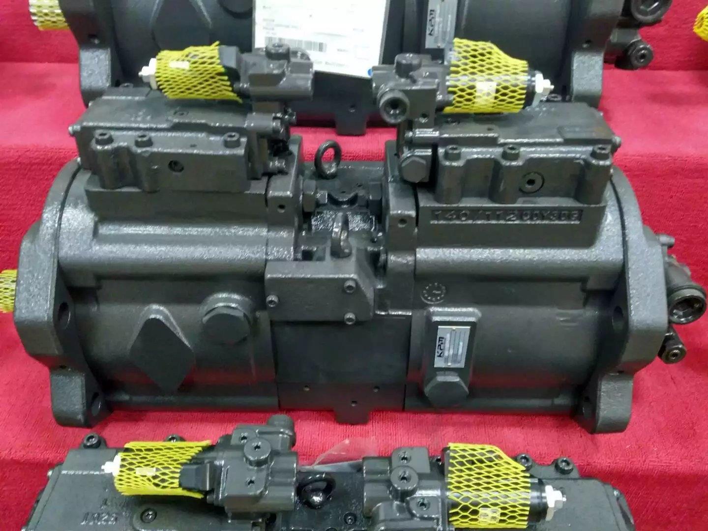 日本进口日立ZAX200挖机K3V112DTP液压泵