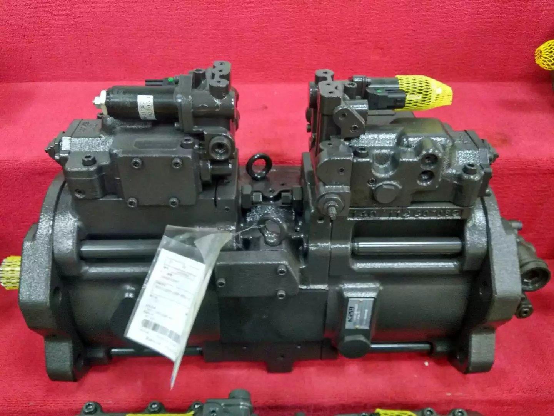 韩国进口神钢挖机K3V112DTP液压泵经销商