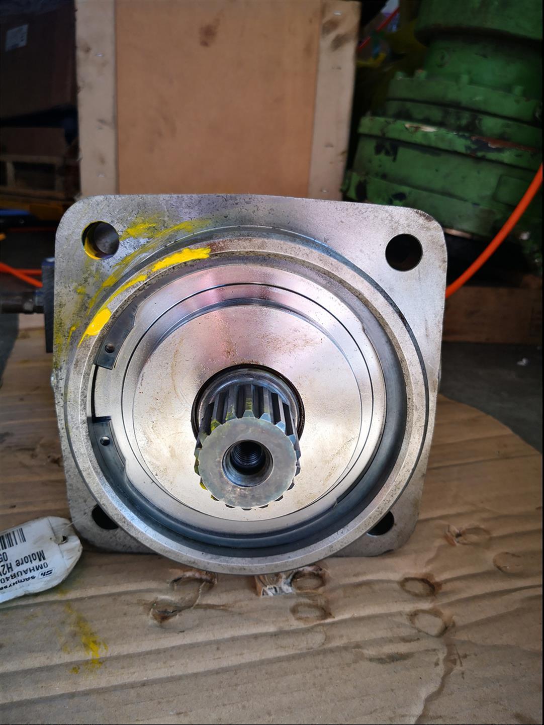 电控进口H2V108SF2斜轴变量液压泵厂家