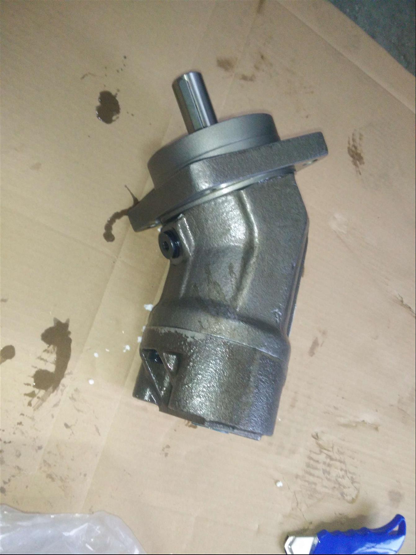 斜轴变量液压马达国产A2FM28-61W-VAB010定做