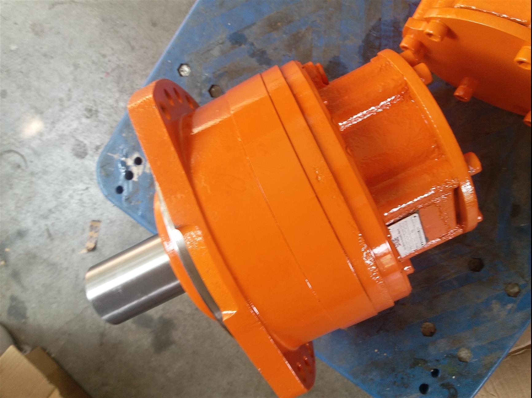 上海原装进口MS08马达 MSE08系列液压马达生产商