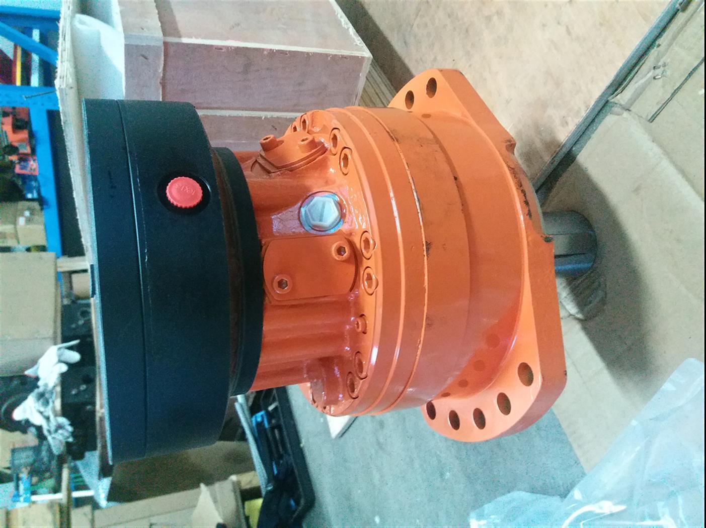 上海径向柱塞马达MS08马达 MSE08系列液压马达
