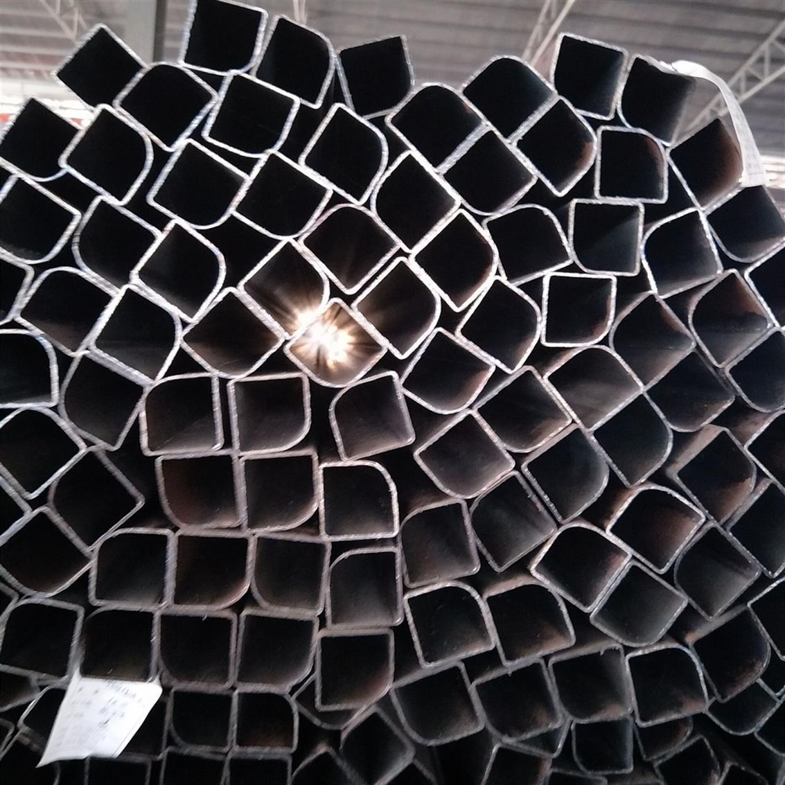 舟山扇形管