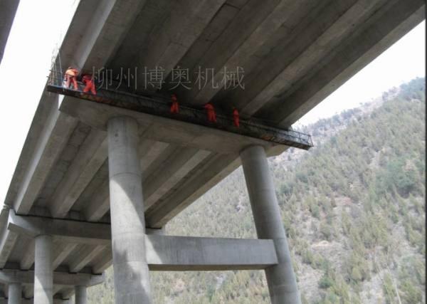 裂缝修补桥梁施工平台价格