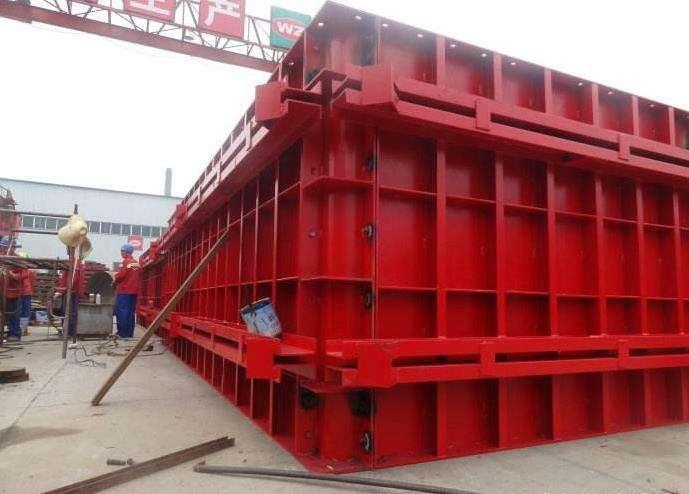 红河钢模板制造商