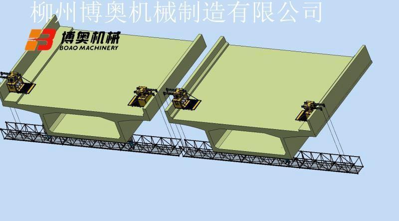 环保桥梁检测设备桥梁检查车规格