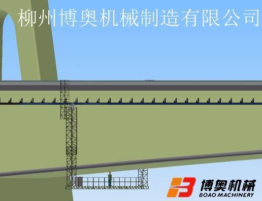 成都桥梁检测设备桥梁检查车厂家
