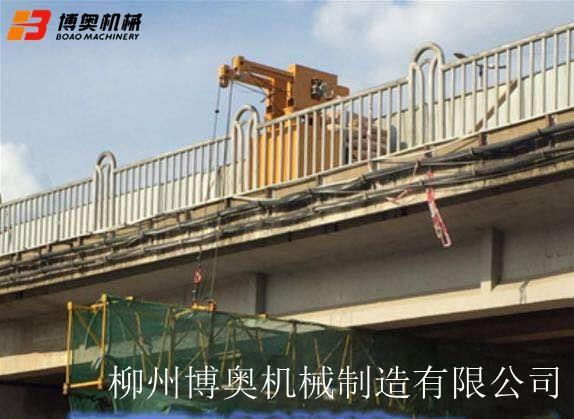 佛山智能桥梁检测设备桥梁检查车