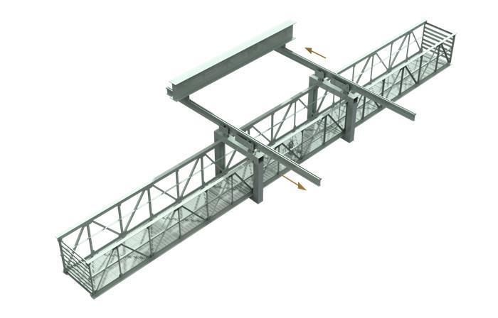 佛山桥梁检测设备桥梁检查车
