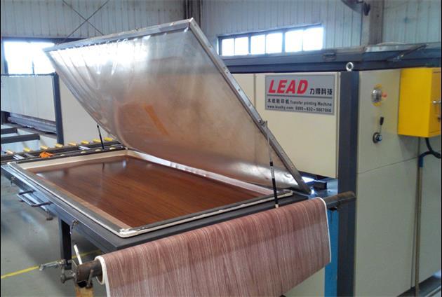 山东环保木纹转印机供应商