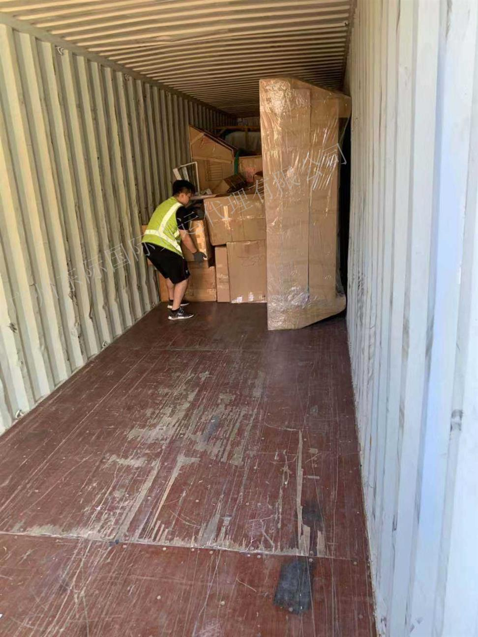 连云港到澳洲悉尼海运物流公司