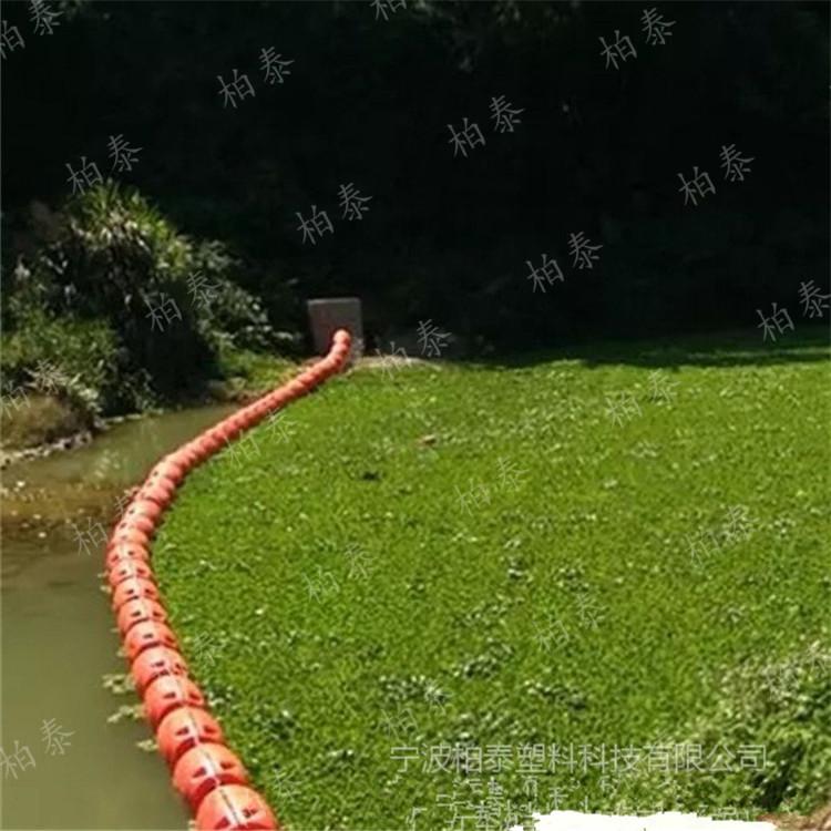 苏州河道拦污浮筒出售