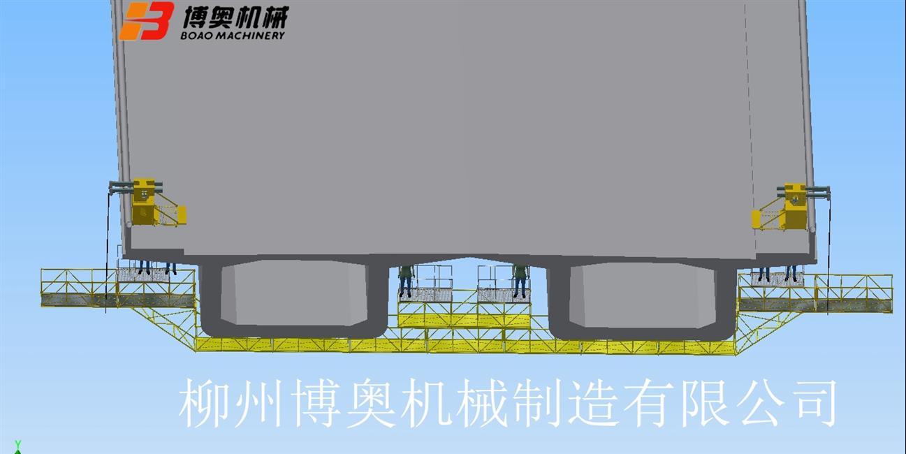 正规桥梁施工平台促销