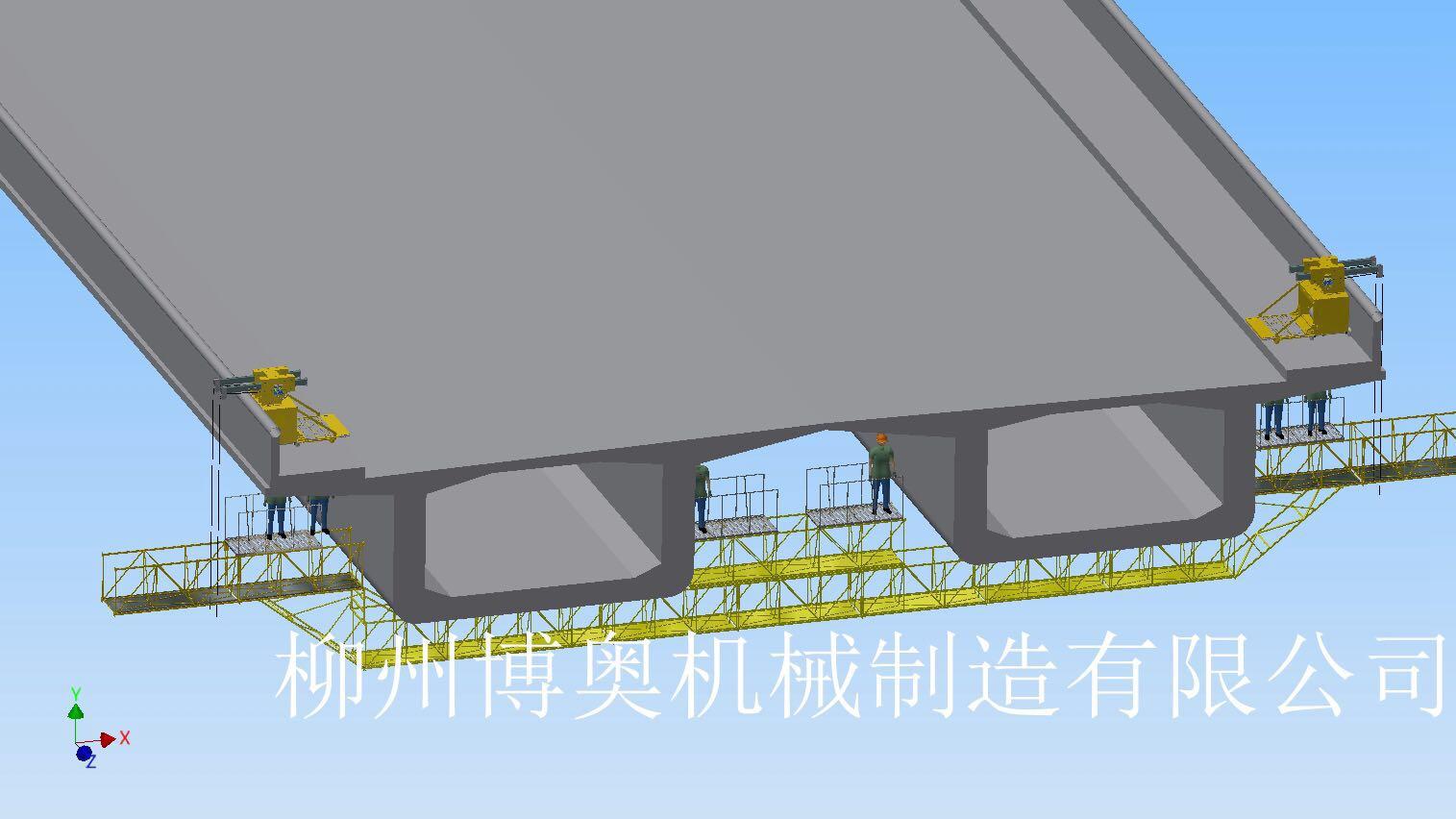 自动桥梁施工平台批发