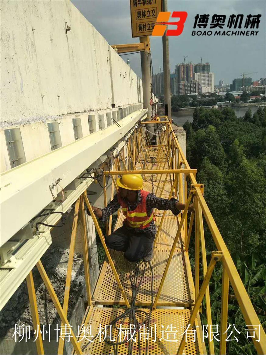 便捷的桥梁施工平台出售