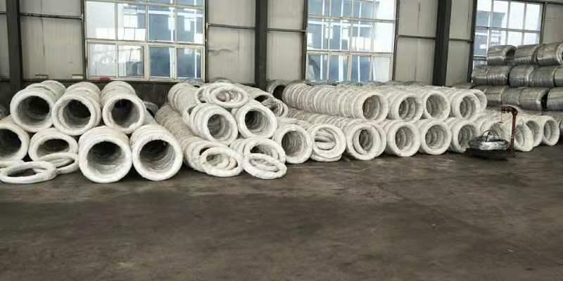 工业用热镀锌铁丝厂家