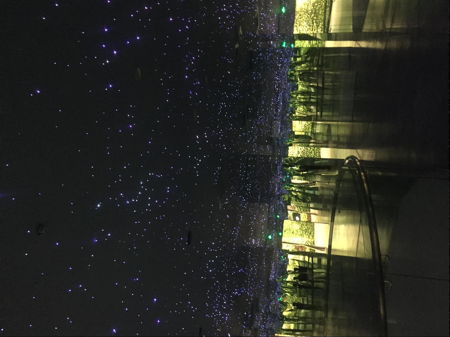 衡水LED星空灯星空顶批发