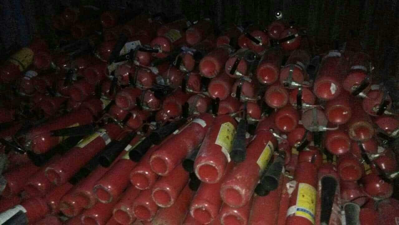 北京灭火器回收