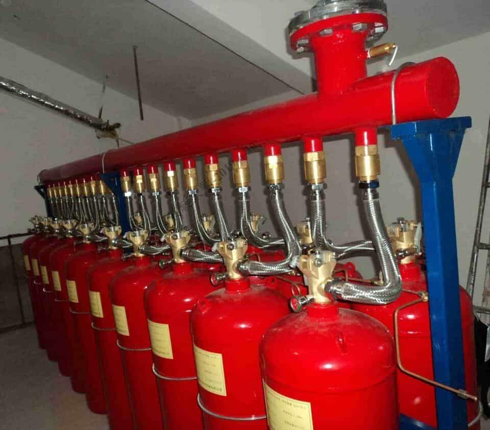 武汉高价回收七氟丙烷灭火器
