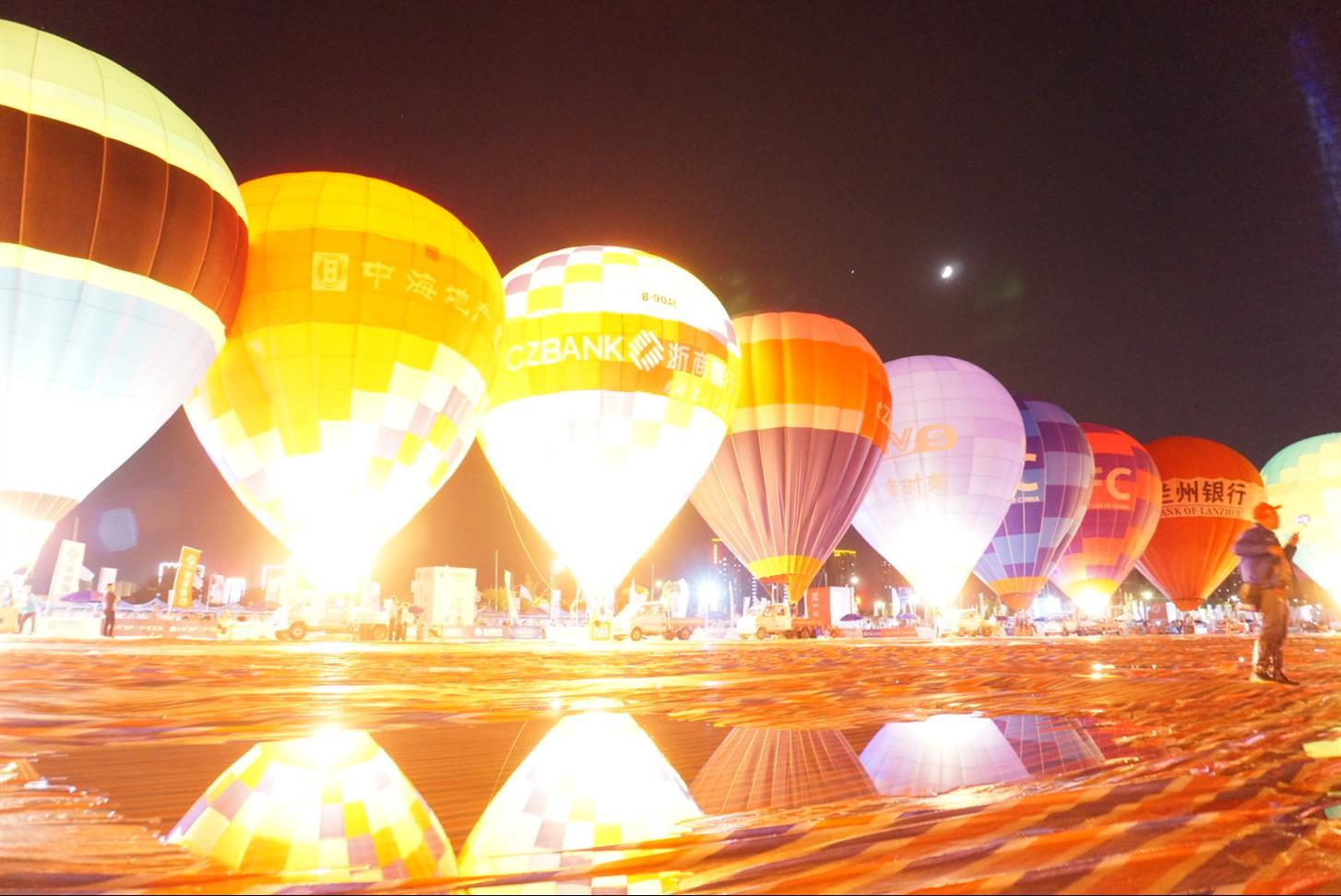 海东热气球项目租赁