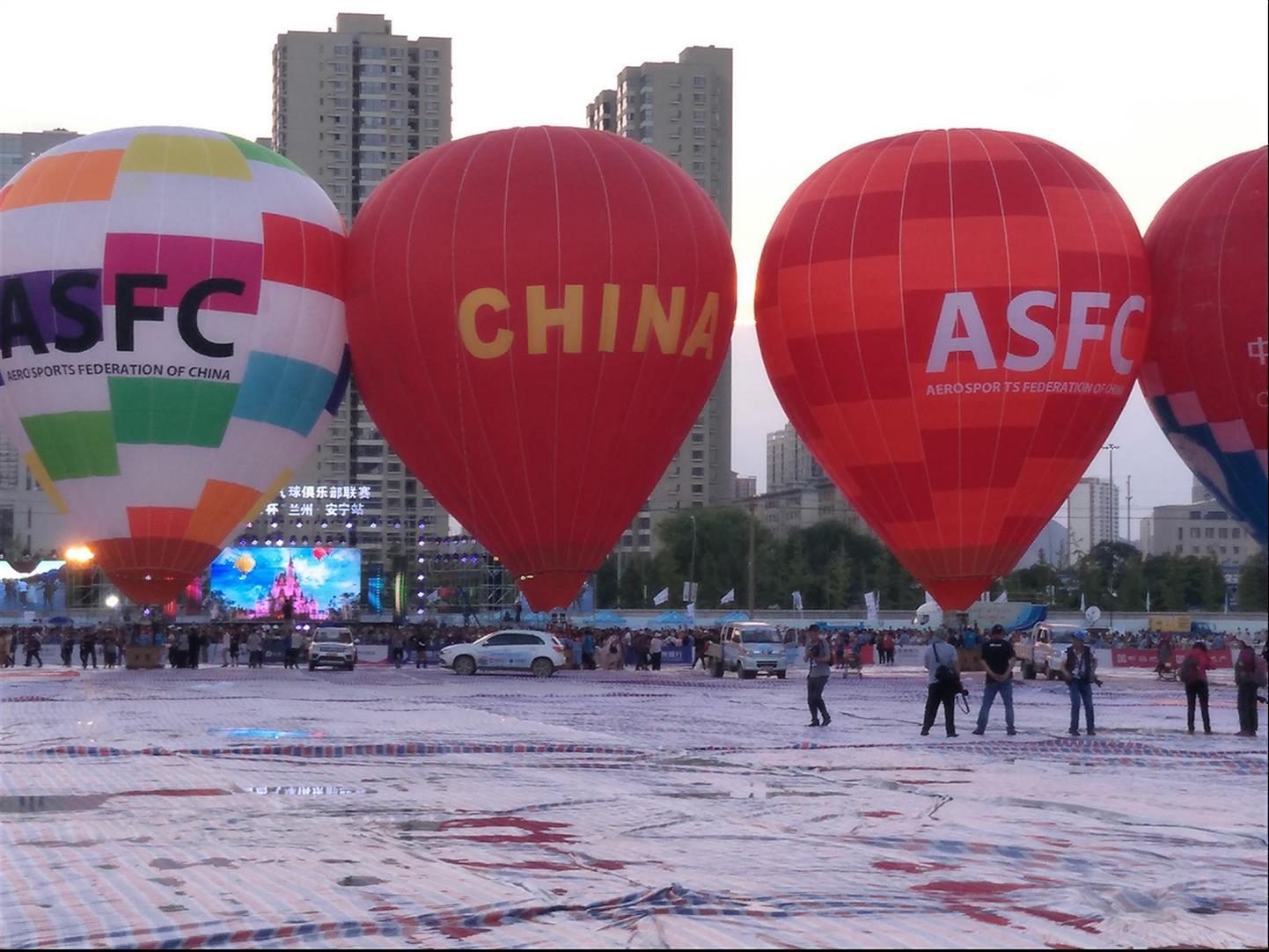 银川热气球项目出租