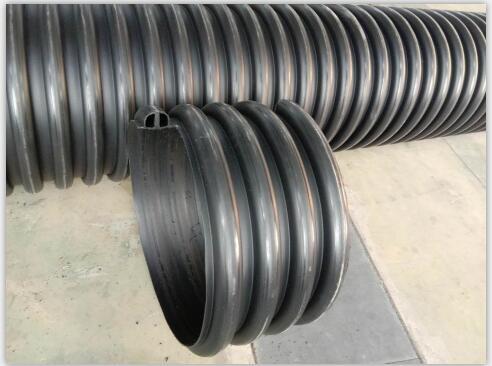 广东内肋增强聚乙烯螺旋波纹管标准