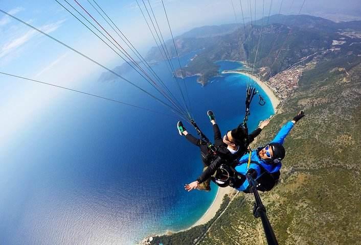 合肥滑翔伞带飞