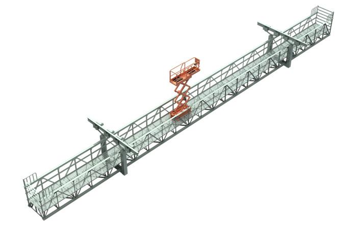 上海轻型的桥梁检修车