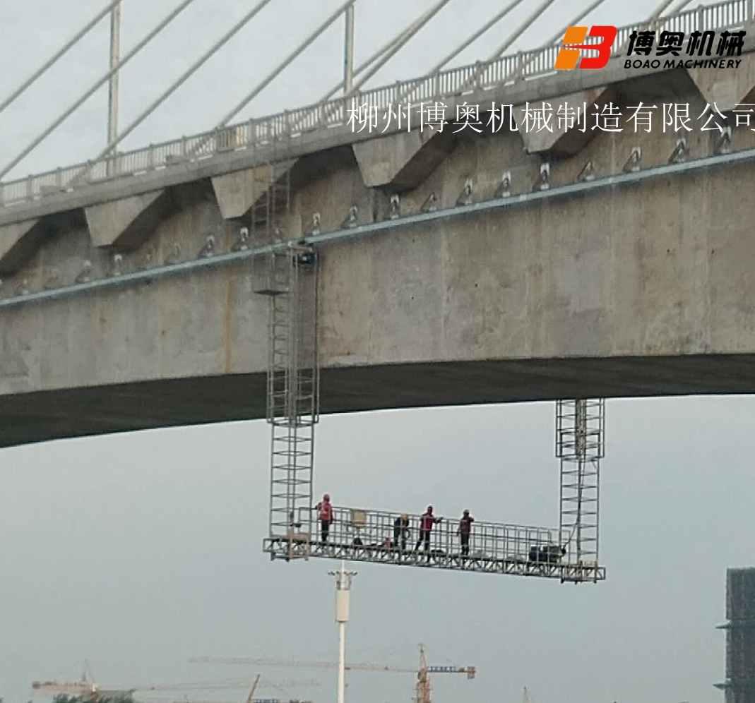 海口方便的桥梁检修车厂