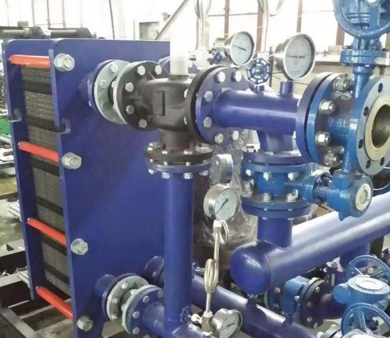 资阳板式换热机组厂家