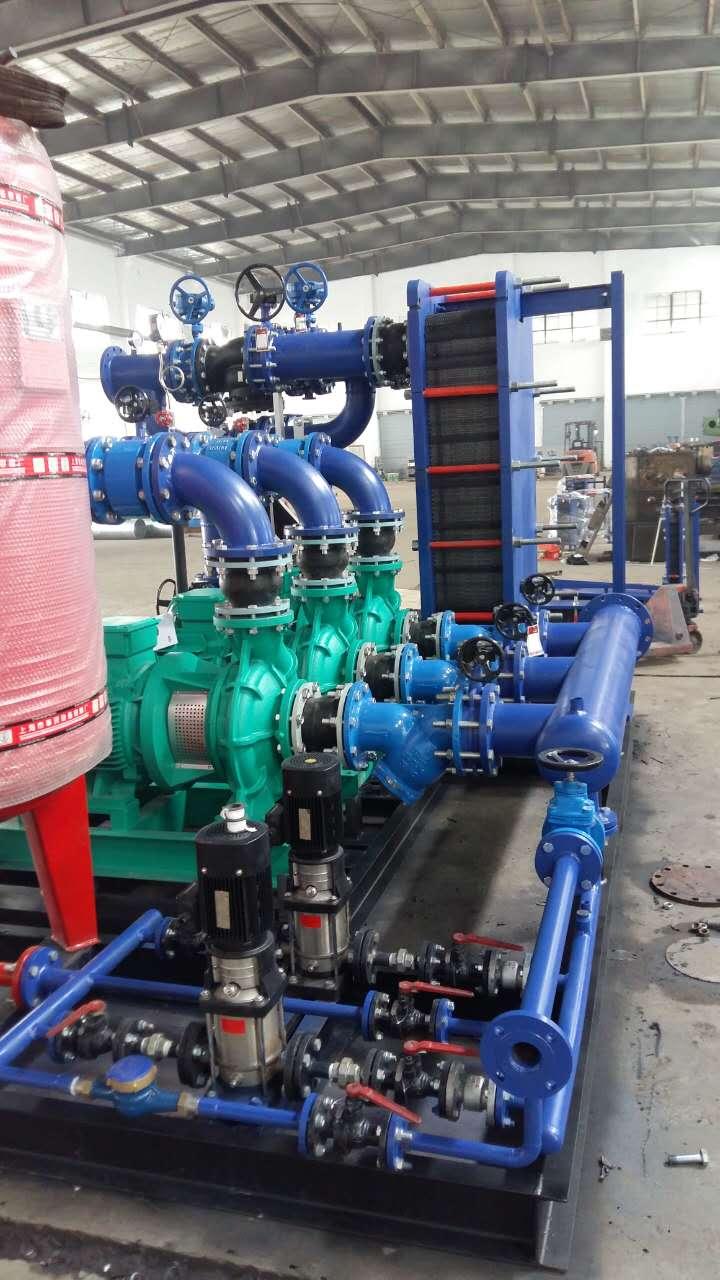 六安板式换热机组厂家