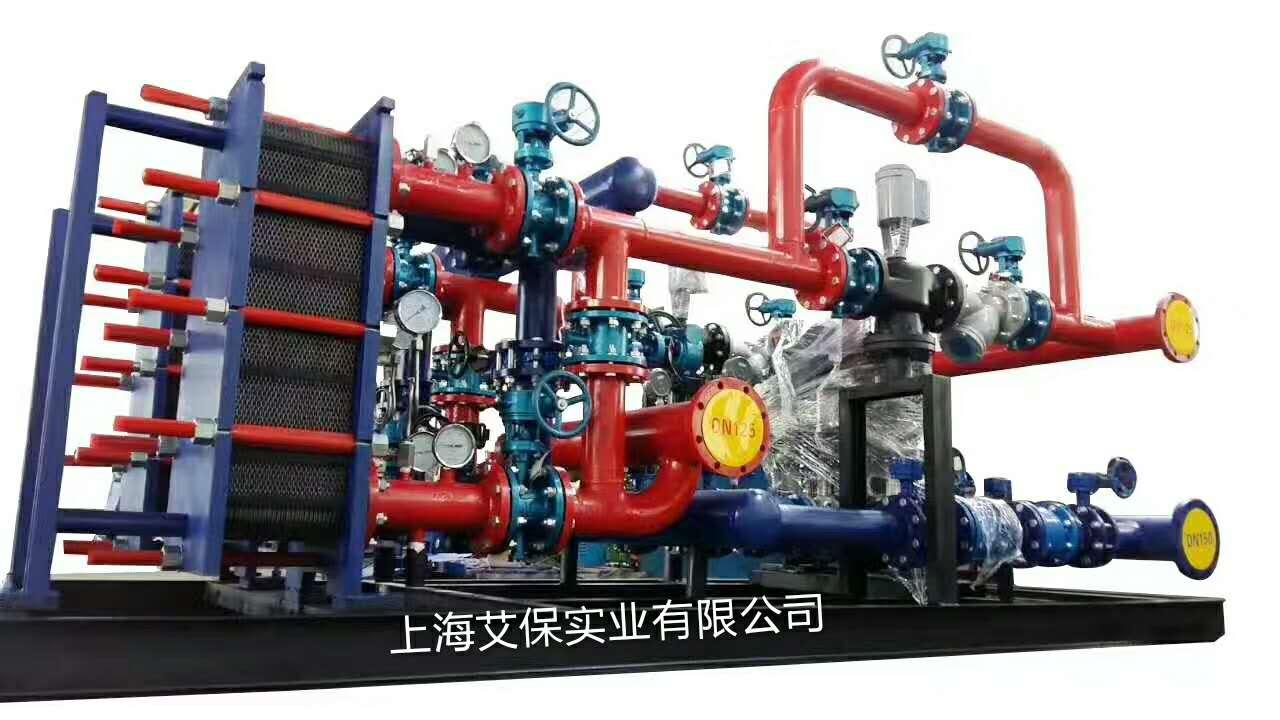 甘孜板式换热机组厂家