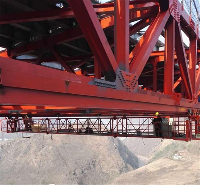 Q345B桥检车施工方案