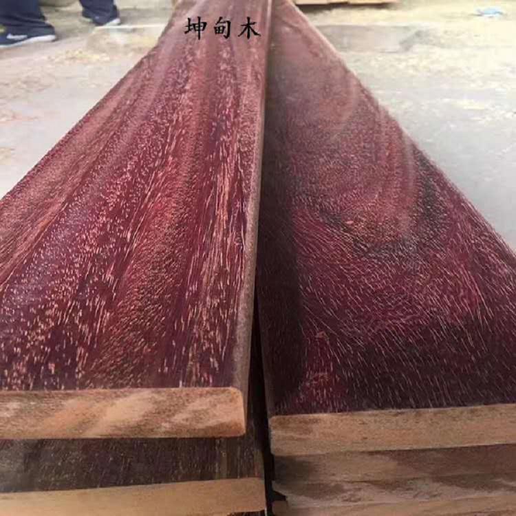 四川红铁木厂家价格