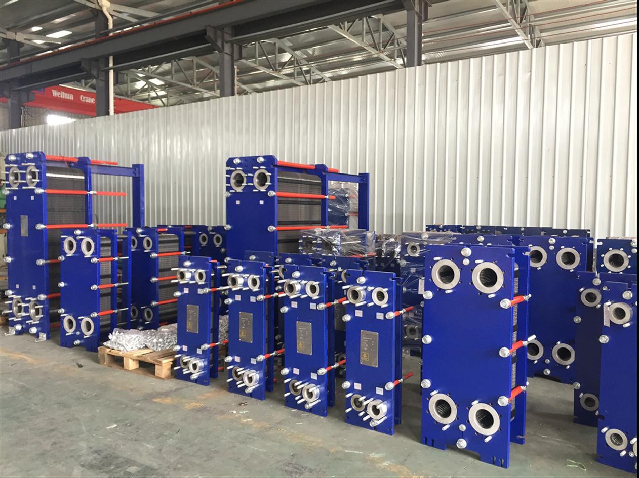 自贡板式换热器厂家